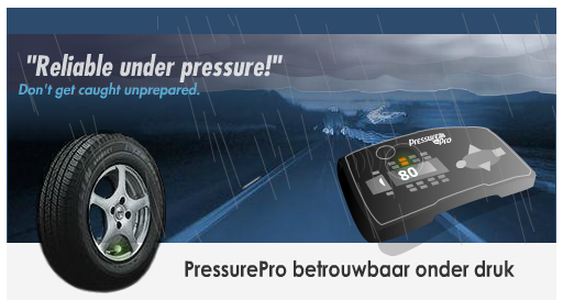PressurePro tpms bandenspanningscontrole auto truck